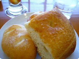 オリーブの木 パン