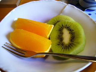 とき川 季節果物