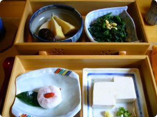 とき川 前菜2