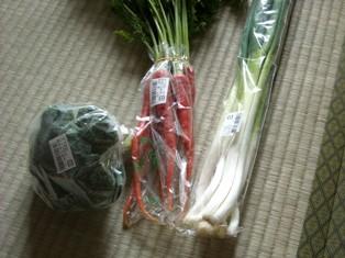 野菜たち けっこう安いよ