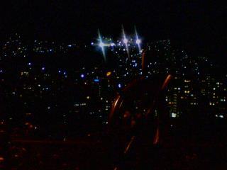 ブーツ夜景