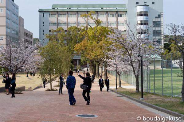 桜、入学式と、少々、鉄分 07