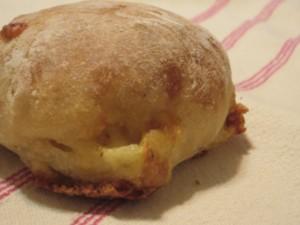 豆乳パン コーンチーズ