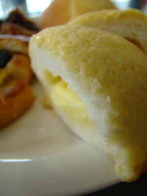 クリームメロンパン
