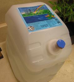 水はガロン買い