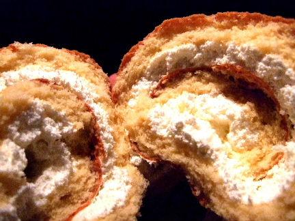 セリュリエのロールケーキ