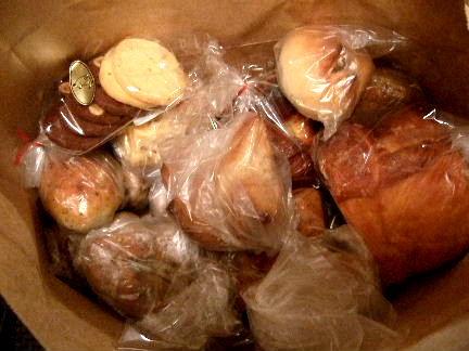 ダーシェンカのパン2