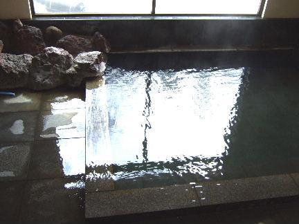 滝の湯内湯1