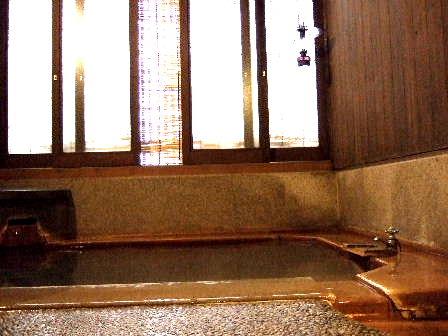 丸屋家族風呂