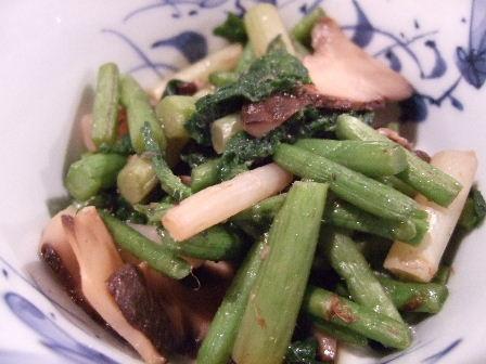 鶴の湯夕食3