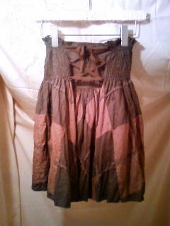 コルセットスカート2