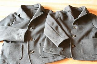 ジャケット二つ