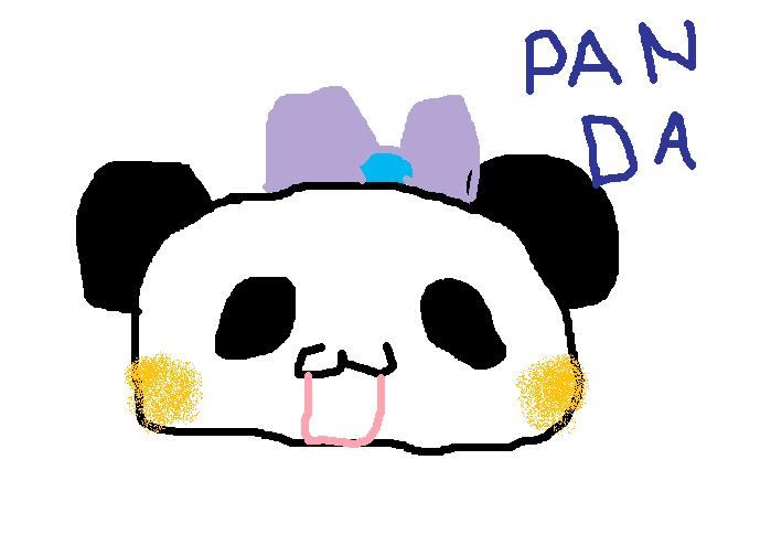 いやしけいパンダ
