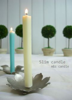 slim candle