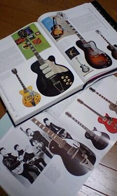 ギターの本中