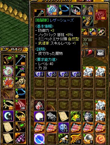 武道家くつ