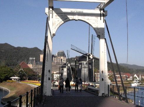 ハウステンボス 橋
