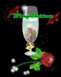 cocoシャンパンクリスマスのコピー