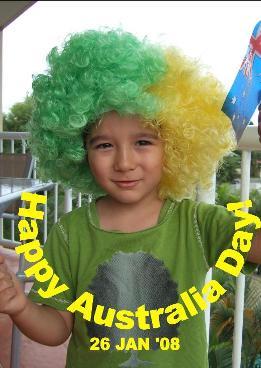 2008 Australia day