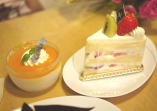 結婚記念日 ケーキ110727