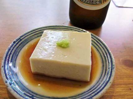 11-9-30 蕎麦豆腐