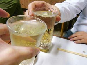 11-10-7夜 酒乾杯