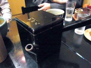 11-10-11 蕎麦湯