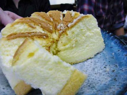 11-10-20夜 ケーキ
