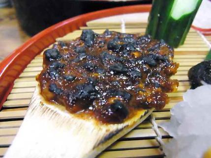11-10-20夜 前菜味噌