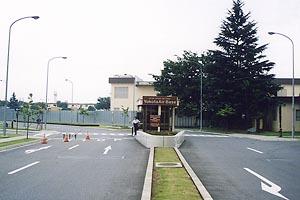 第二ゲート