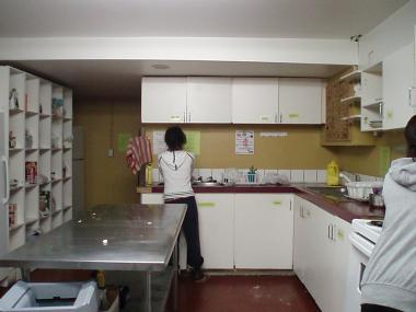 セイムサンのキッチン