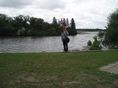 ワスカナ湖
