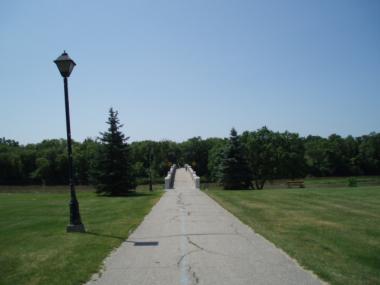 ウィニペグの公園2