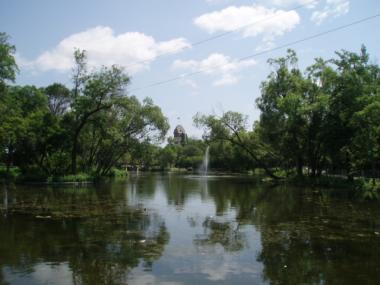 ウィニペグの公園5