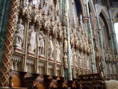 オタワのノートルダム大聖堂4