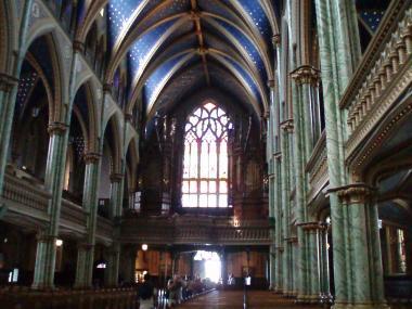 オタワのノートルダム大聖堂6