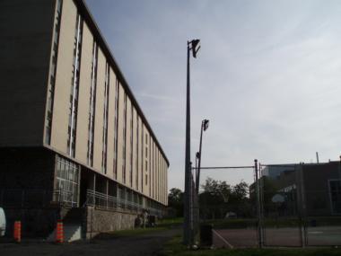 ケベックのホテル外観3