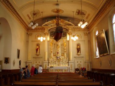 ケベックのノートルダム大聖堂