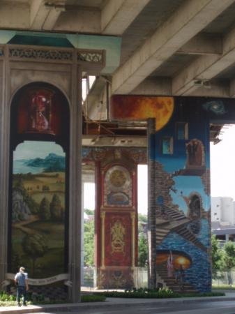 ケベックシティの壁