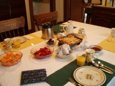 PEIの朝食27日