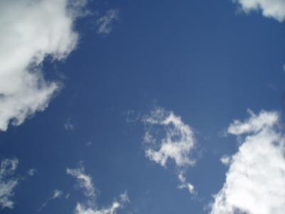 キャベンディッシュビーチの空