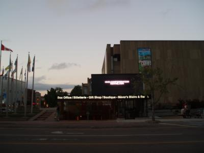 PEIの劇場