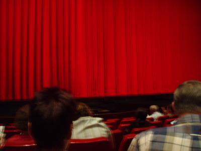 PEI の劇場内