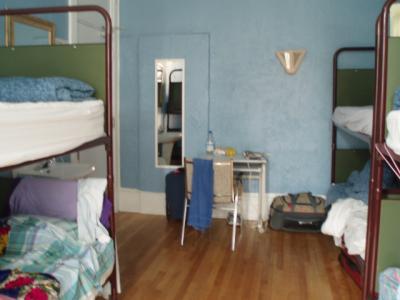 モントリオールYHの部屋