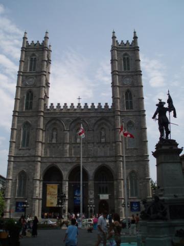 モントリオールのノートルダム