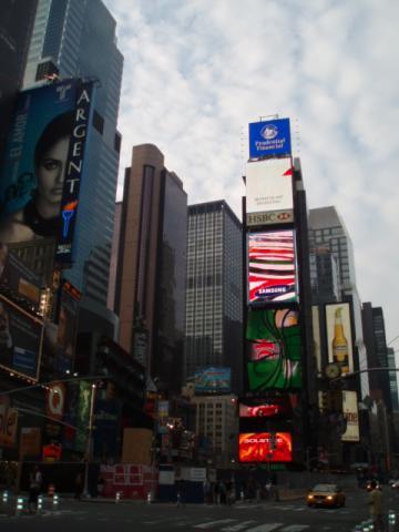 NY一日目 マンハッタン3