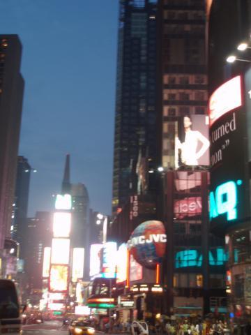NY一日目 マンハッタン7