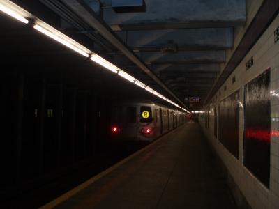 NYの65st駅