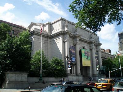 アメリカ自然史博物館2