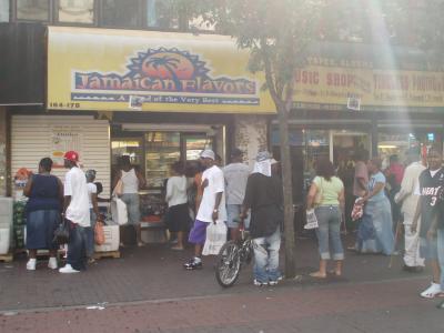 NY5日目ジャマイカの人気店